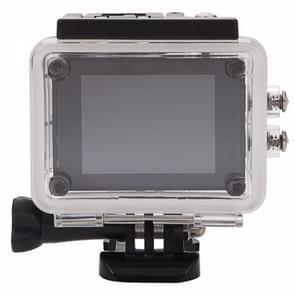 SJ7000 Full HD 1080P 2.0 inch LCD scherm Novatek 96655 WiFi sport Camcorder Camera met Waterdicht hoesje  170 graden HD groothoek Lens  30m Waterdicht(blauw)