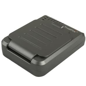 TR - 003P 4 TrustFire 1 x 4 universele cilindrische Li-ion Battery Charger for 10430 / 10440 / 14500 / 16340 / 17670 / 18500