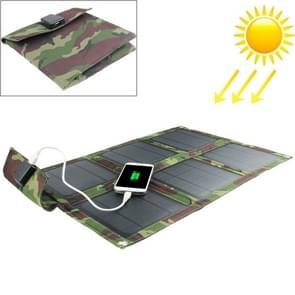 15W Portable Folding zonnepaneel / Solar Charger Bag voor Laptops / mobiele telefoons