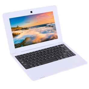 10 1 inch Netbook PC  1GB+8GB  TDD-10.1 Android 5.1 ATM7059 Quad Core 1 6 GHz  BT  WiFi  HDMI  SD  RJ45 (Wit)