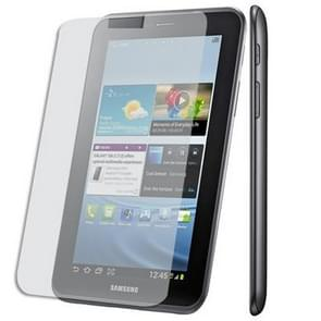LCD Screen Protector for Galaxy Tab 2 (7.0) / P3100(Transparent)