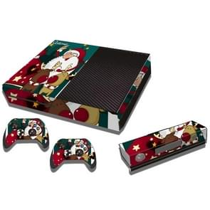 Kerstmis series Stickers voor Xbox One Game Console