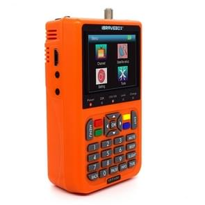 iBRAVEBOX V9 Finder Digital Satellite Signal Finder Meter (Orange)