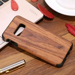Shockproof TPU + Wood Protective Case for Galaxy S10 E