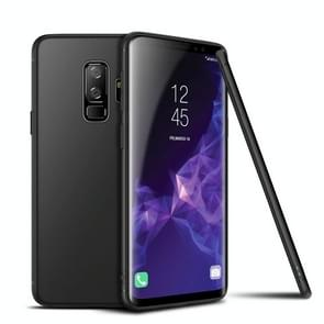 CAFELE for Galaxy S9+ Ultra-thin Frosted Soft TPU Protective Case(Black)