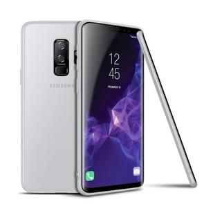 CAFELE for Galaxy S9+ Ultra-thin Frosted Soft TPU Protective Case(White)