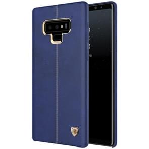 NILLKIN Englon Series Crazy Horse Texture Case for Galaxy Note9(Blue)