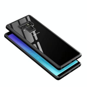 ROCK Clarity Series PC + TPU Protective Case for Galaxy Note9(Black)