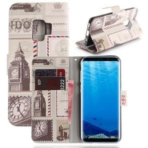 For Galaxy S9 UK Pattern Horizontal Flip Leather Case with Holder & Card Slots & Wallet