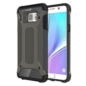 For Galaxy Note 5 / N920 Tough Armor TPU + PC Combination Case (Bronze)