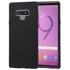 MERCURY GOOSPERY Soft TPU Case for Galaxy Note 9(Black)