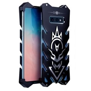 Vulcan Pattern Shockproof Protective Case for Galaxy S10e (Black)