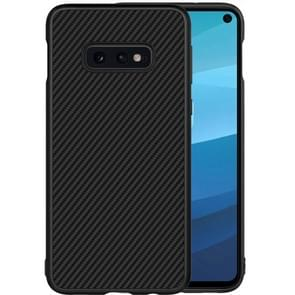 NILLKIN Anti-slip Texture PC Case for Galaxy S10 E (Black)