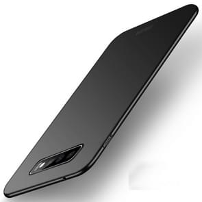 MOFI Frosted PC Ultra-thin Full Coverage Case for Galaxy S10 (Black)