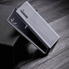 Voor Galaxy Note10 Baseus Wing ultradun Frosted PP geval (helder wit)