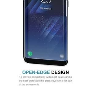 For Galaxy S8 + / G9550 0.26mm 9H Surface Hardness Explosion-proof Non-full Screen Tempered Glass Screen Film