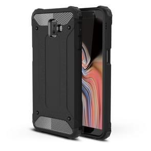 Magic Armor TPU + PC Combination Case for Galaxy J6+ (Black)