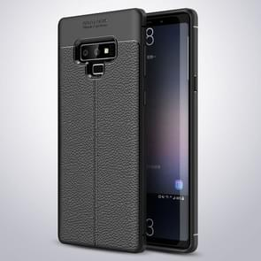 TPU Shockproof Case for Galaxy Note 9(Black)