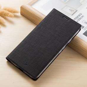 ViLi DMX multifunctionele horizontale Flip leren Case voor Galaxy Note9, met kaartslot & houder (zwart)
