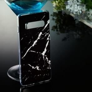 Marble Pattern Soft TPU Case for Galaxy S10+