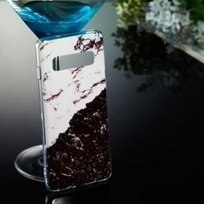 Marble Pattern Soft TPU Case for Galaxy S10