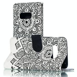 3D Mandala Pattern Horizontal Flip PU Leather Case for Galaxy S10e, with Holder & Card Slots & Wallet & Photo Frame