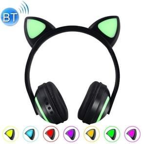 Gloeiende kat Ear Stereo Bluetooth V4.2 + EDR hoofdtelefoon Gaming Headset met LED-verlichting  voor iPhone  Galaxy  Huawei  Xiaomi  LG  HTC en andere Smart Phones