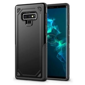 Shockproof Rugged Armor Protective Case for Galaxy Note 9 (Black)