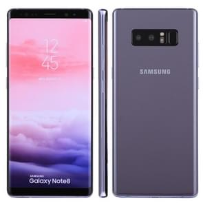 For Galaxy Note 8 Color Screen Non-Working Fake Dummy Display Model(Grey)
