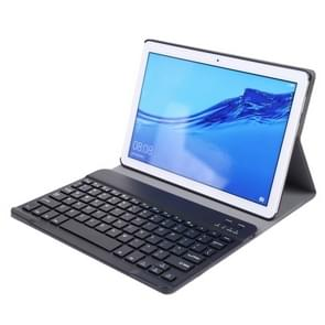 ABS Ultra-thin Split Bluetooth Keyboard Case for Huawei M5 / C5 10.1 inch, with Bracket Function (Black)