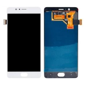 ZTE Nubia M2 / NX551J LCD-scherm en Digitizer Full Assembly(White)