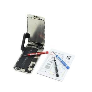 JIAFA magnetische schroeven Mat voor iPhone 6s Plus