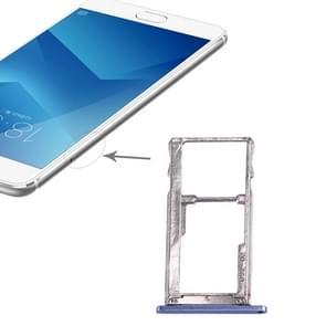 SIMKAARTHOUDER voor Meizu M5 Note (blauw)