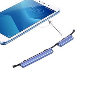 Zijkleutel voor Meizu M5 Note (blauw)