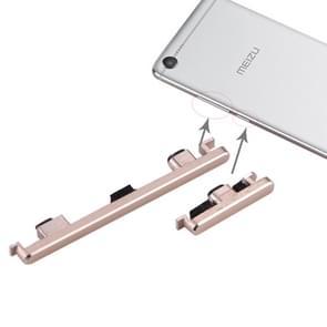 Side Keys  for Meizu Meilan E2(Gold)