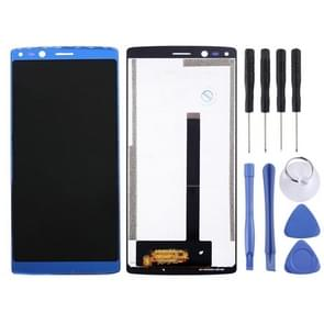 LCD Screen and Digitizer Full Assembly for Doogee MIX 2(Blue)