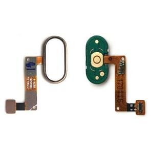 Home knop/vingerafdruk sensor knop voor Meizu M5 Note (goud)