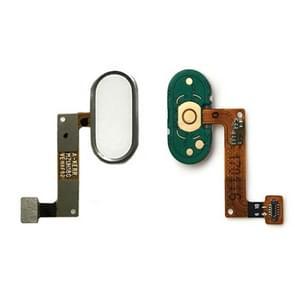 Home knop/vingerafdruk sensor knop voor Meizu M5 Note (wit)
