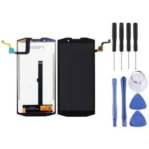 LCD Screen and Digitizer Full Assembly for Blackview BV9000(Black)