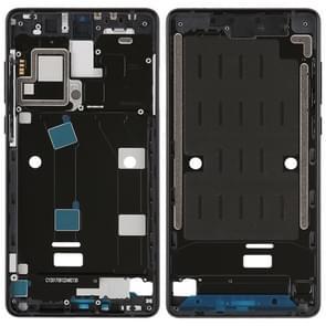 Midden Frame omlijsting met Zijtoetsen voor Xiaomi Mi Mix2 (zwart)
