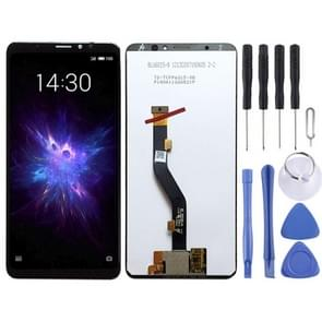 LCD Screen And Digitizer Full Assembly for Meizu Note 8(White)