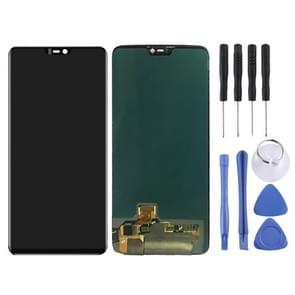 LCD-scherm en Digitizer voor OnePlus 6(Black)