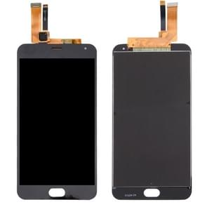 Meizu M2 Opmerking / Meilan noot 2 LCD-scherm en Digitizer Full Assembly(Black)