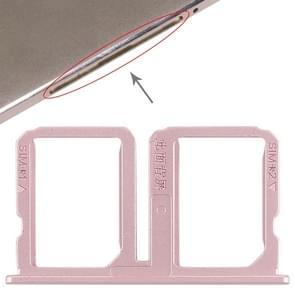 2 x SIM Card Tray for Vivo Xplay5(Rose Gold)