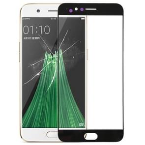 Front Screen Outer Glass Lens for OPPO R11 Plus (Black)