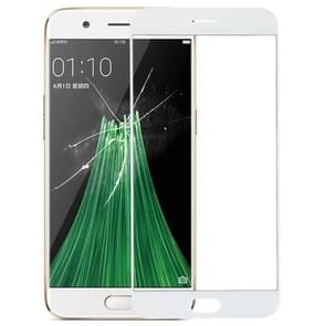 Front Screen Outer Glass Lens for OPPO R11 Plus (White)