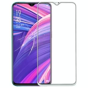 Front Screen Outer Glass Lens for OPPO R17 Pro (White)