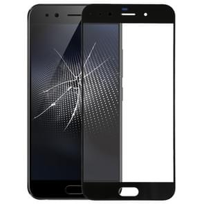 Front Screen Outer Glass Lens for Vivo X9s Plus(Black)