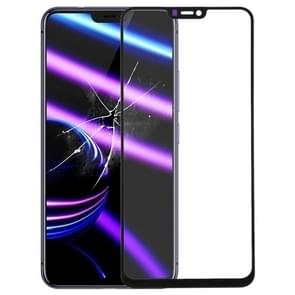 Front Screen Outer Glass Lens for Vivo X21i(Black)