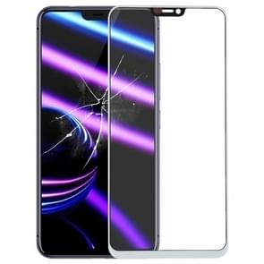 Front Screen Outer Glass Lens for Vivo X21i(White)